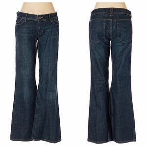 Gap Limited Edition Wide Leg Flare Jeans Vintage 2